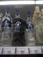 Warm - Gotta Keep the Vodka Warm!