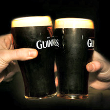 guinness cheers