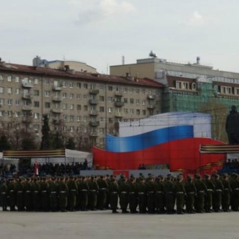 parade russia