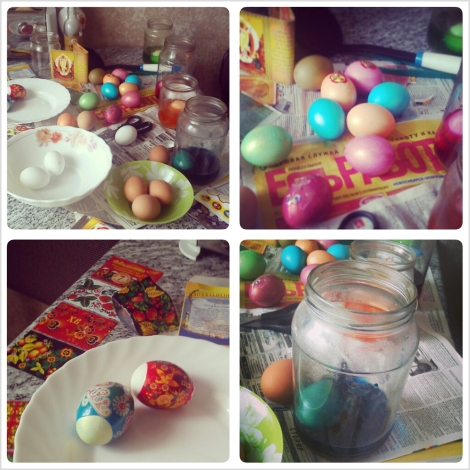 russian easter eggs
