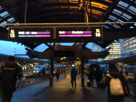 train station oslo