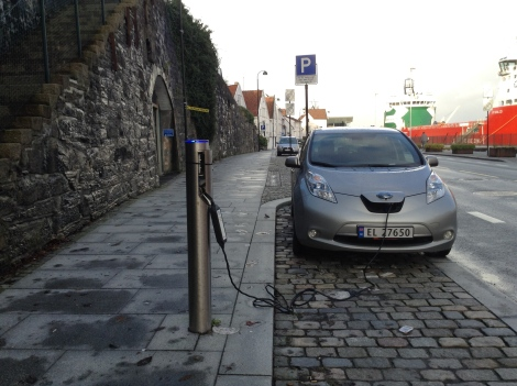 electric car norway