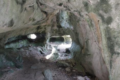 Cave Playa Blanca