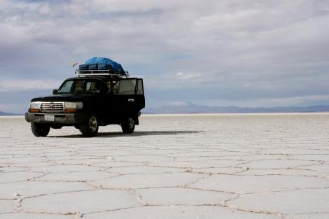 Salt Flat Uyuni