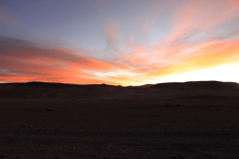 Salt Flats Uyuni Tour Sunrise