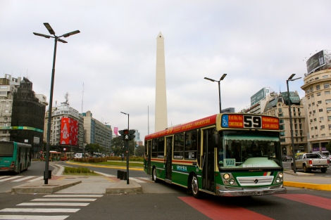 Buenos Aires Bus 59