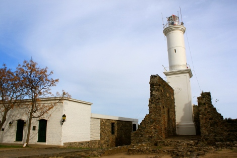 Lighthouse Colonia Uruguay