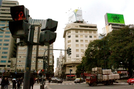 Buenos Aires Traffic Lights