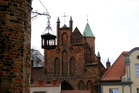 Gdansk churches