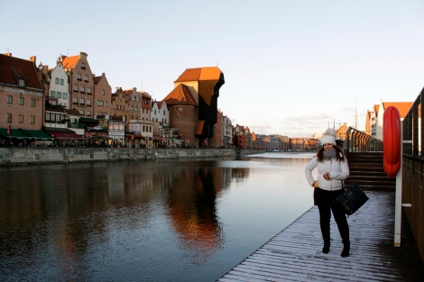 Gdansk waterfront
