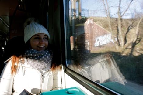 Train Gdansk to Sopot