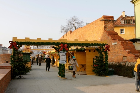 Warsaw Christmas Markets