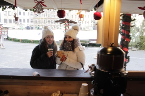 Warsaw Mulled Wine Christmas Market