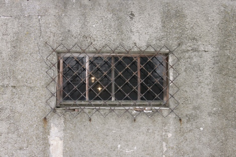 Gas Chamber Window Auschwitz