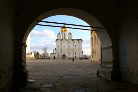 cathedral square kremlin