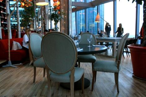 Sixty Restaurant Moscow