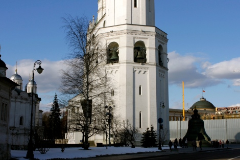 Ivan-the-Great Bell-Tower