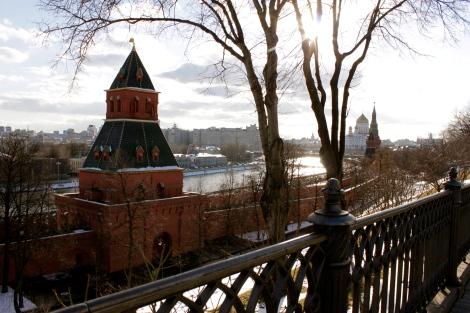 river from the kremlin