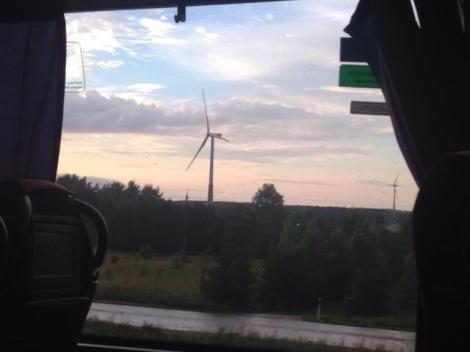 wind turbines estonia