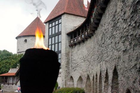 castle tallinn