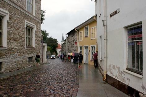 streets tallinn